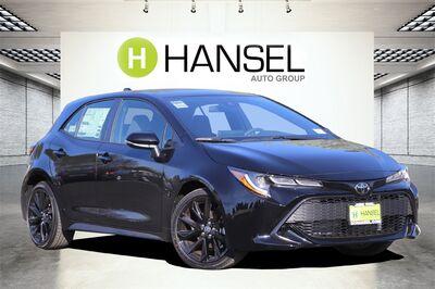 2021_Toyota_Corolla Hatchback_SE Nightshade Edition_ Santa Rosa CA