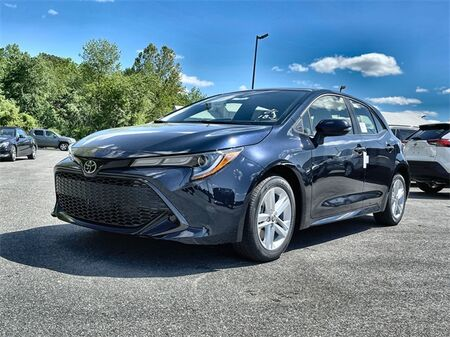 2021_Toyota_Corolla Hatchback_SE_ Salisbury MD