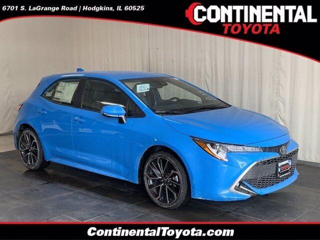 2021 Toyota Corolla Hatchback XSE Chicago IL