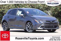 2021_Toyota_Corolla Hatchback_XSE_ Roseville CA