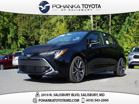2021_Toyota_Corolla Hatchback_XSE_ Salisbury MD