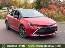 2021 Toyota Corolla Hatchback XSE South Burlington VT