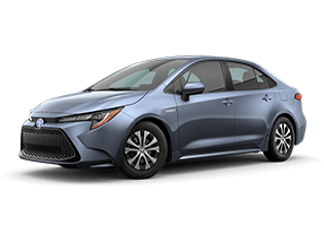 2021 Toyota Corolla Hybrid Corolla L L L LE Santa Rosa CA