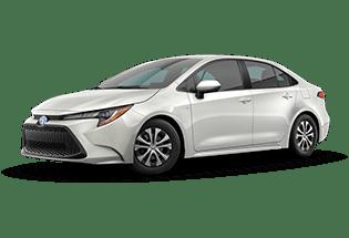 2021 Toyota Corolla Hybrid LE Santa Rosa CA