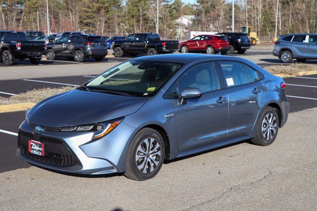 2021 Toyota Corolla Hybrid LE Brewer ME