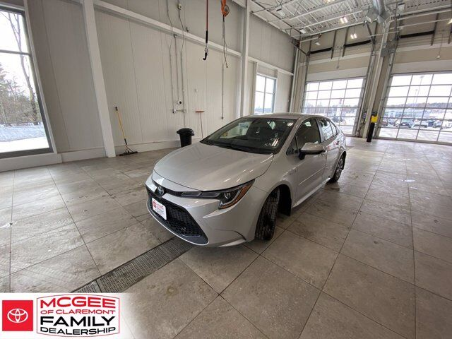 2021 Toyota Corolla Hybrid LE Claremont NH