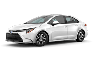 2021 Toyota Corolla Hybrid LE Grand Junction CO