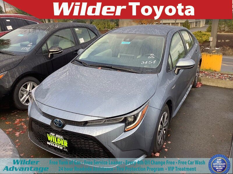2021 Toyota Corolla Hybrid LE Port Angeles WA