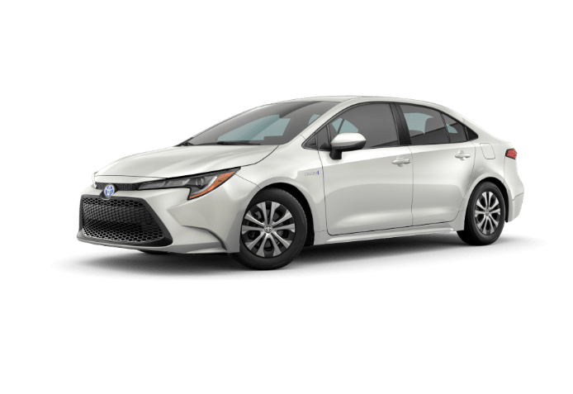 2021 Toyota Corolla Hybrid LE Vacaville CA