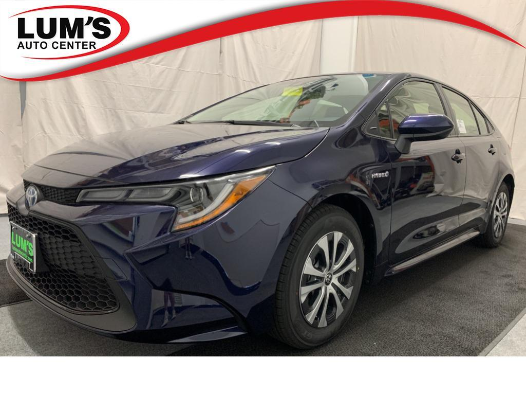2021 Toyota Corolla Hybrid LE Warrenton OR