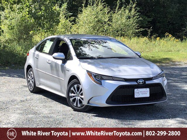 2021 Toyota Corolla Hybrid LE White River Junction VT