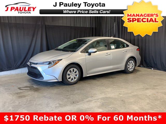 2021 Toyota Corolla L Fort Smith AR