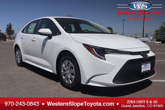 2021 Toyota Corolla L Grand Junction CO