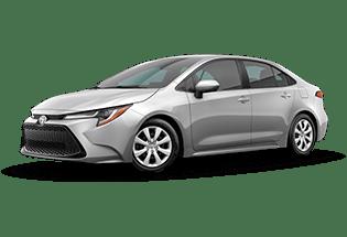2021_Toyota_Corolla_LE_ Santa Rosa CA