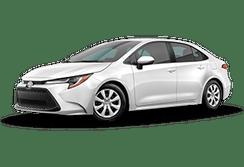 Toyota Corolla LE Santa Rosa CA
