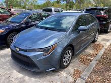 2021_Toyota_Corolla_LE_ Delray Beach FL