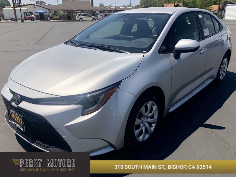2021 Toyota Corolla LE Bishop CA
