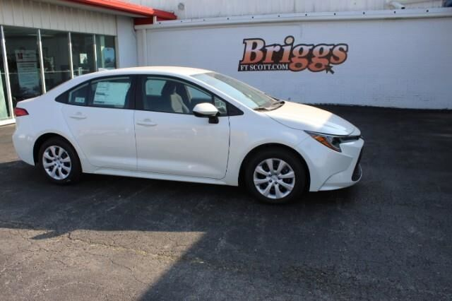 2021 Toyota Corolla LE CVT Fort Scott KS