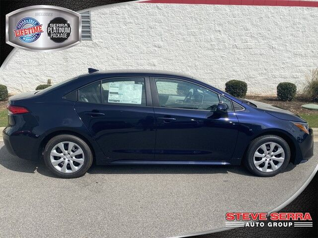 2021 Toyota Corolla LE Decatur AL