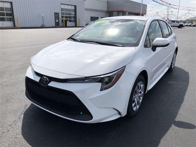 2021 Toyota Corolla LE Lima OH