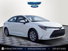 2021_Toyota_Corolla_LE_ Miami FL
