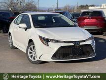 2021 Toyota Corolla LE South Burlington VT