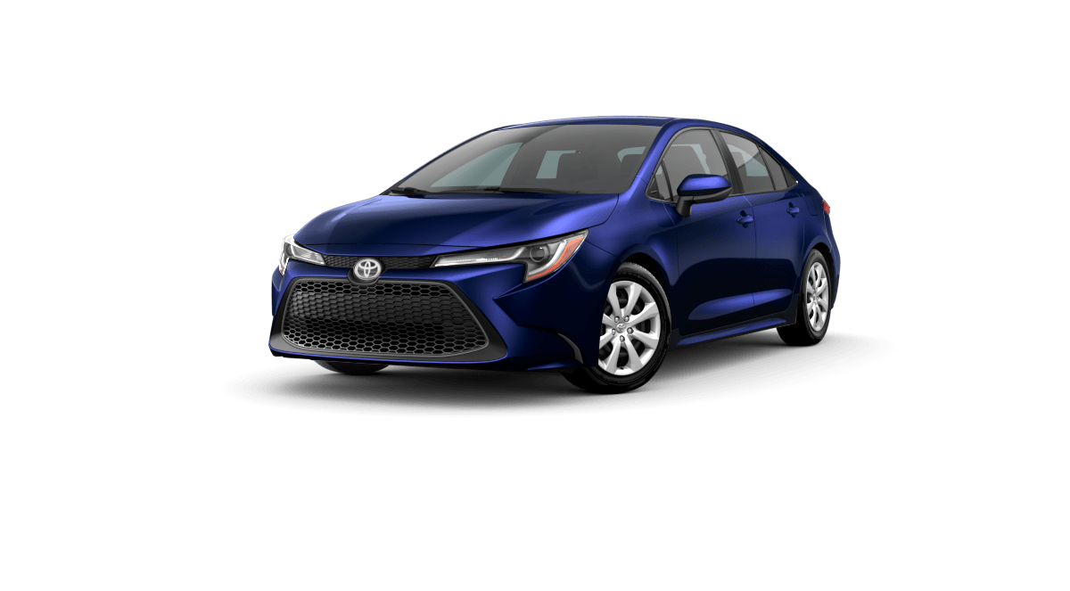 2021 Toyota Corolla LE White River Junction VT
