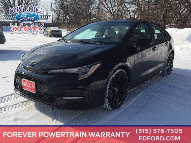 2021 Toyota Corolla Nightshade Fort Dodge IA