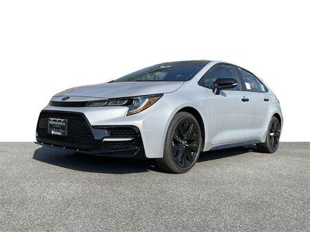 2021_Toyota_Corolla_Nightshade_ Salisbury MD