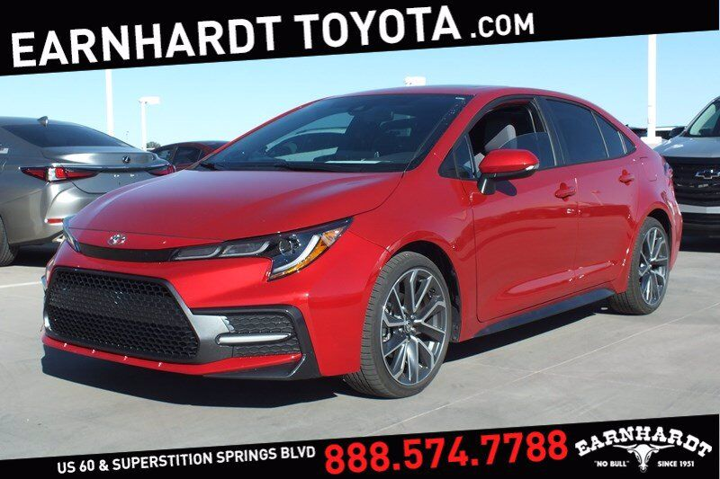 2021 Toyota Corolla SE *1-OWNER! ONLY 2K MILES!*