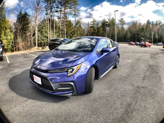 2021 Toyota Corolla SE 6MT Claremont NH