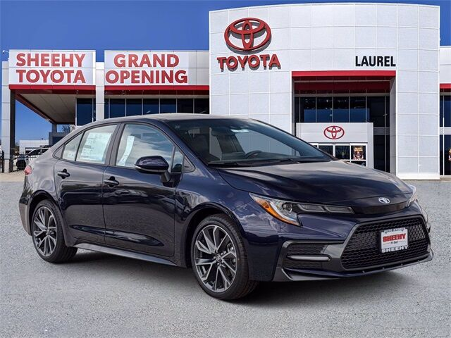 2021 Toyota Corolla SE Laurel MD