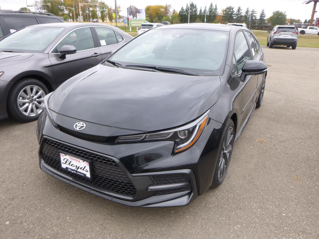 2021 Toyota Corolla SE Jamestown ND