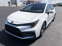 Toyota Corolla SE 2021