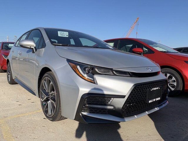 2021 Toyota Corolla SE National City CA