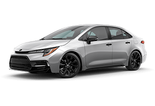 2021 Toyota Corolla SE Nightshade Edition Grand Rapids MI