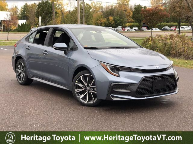 2021 Toyota Corolla SE South Burlington VT
