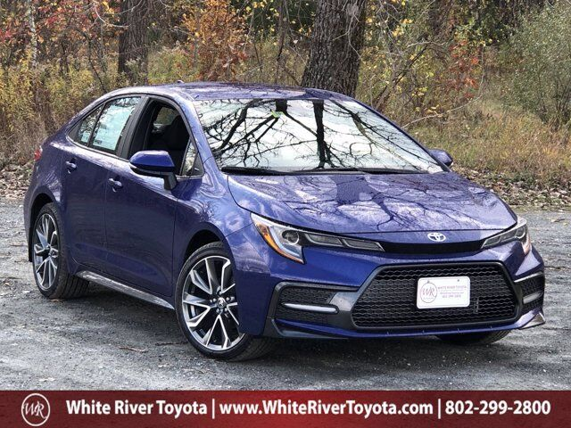 2021 Toyota Corolla SE White River Junction VT