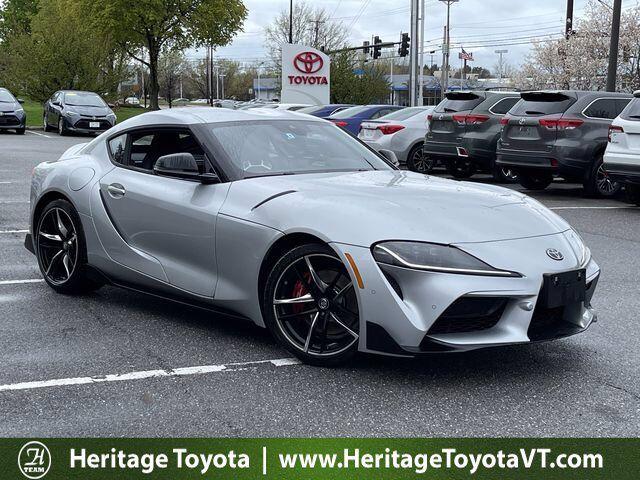 2021 Toyota GR Supra 3.0 Premium South Burlington VT