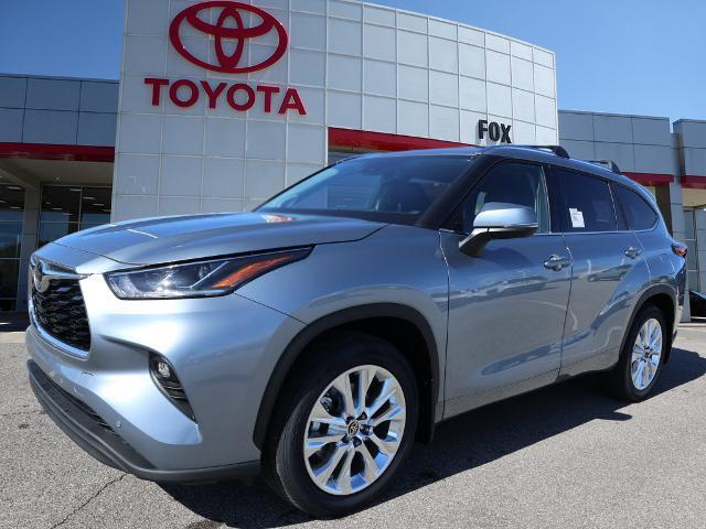 2021 Toyota Highlander 4DR AWD LIMITED Clinton TN