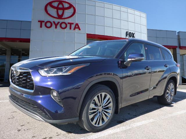 2021 Toyota Highlander 4DR AWD PLATINUM Clinton TN