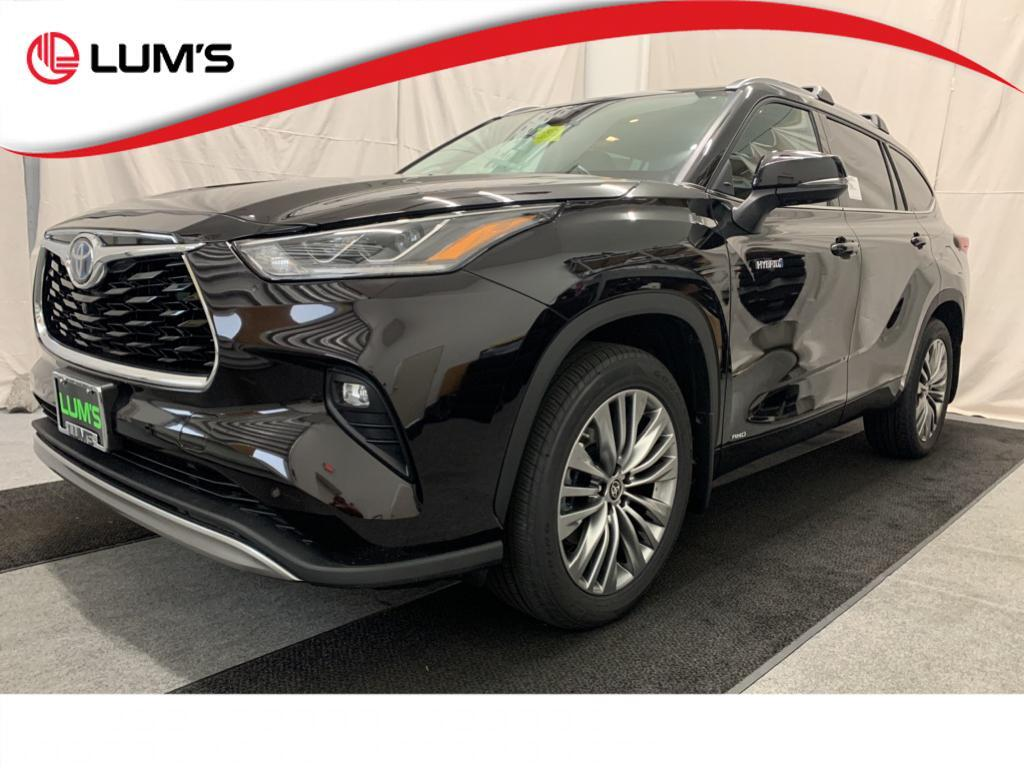 2021 Toyota Highlander Hybrid Hybrid Platinum Warrenton OR