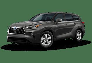 2021_Toyota_Highlander Hybrid_LE_ Santa Rosa CA