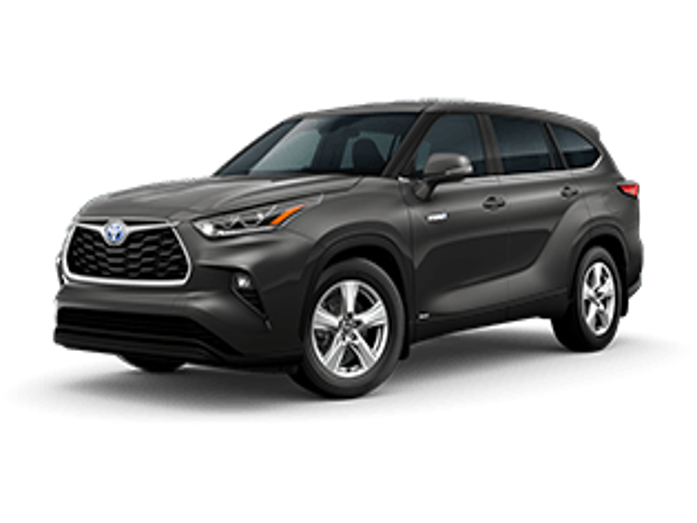 2021 Toyota Highlander Hybrid LE Santa Rosa CA
