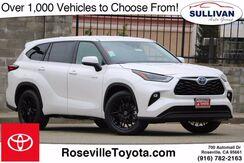 2021_Toyota_Highlander_Hybrid LE_ Roseville CA