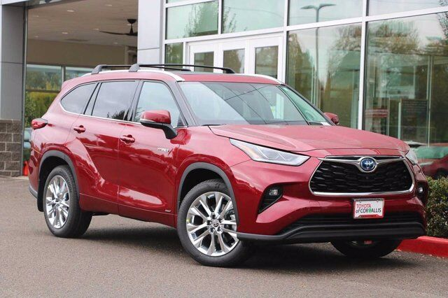 2021 Toyota Highlander Hybrid Limited Corvallis OR