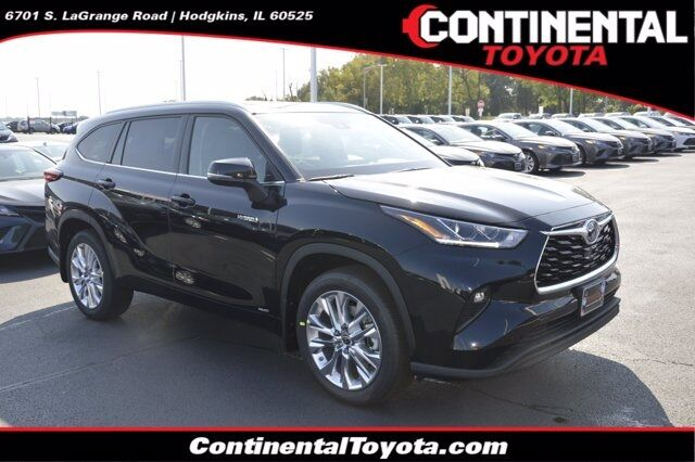 2021 Toyota Highlander Hybrid Limited Chicago IL