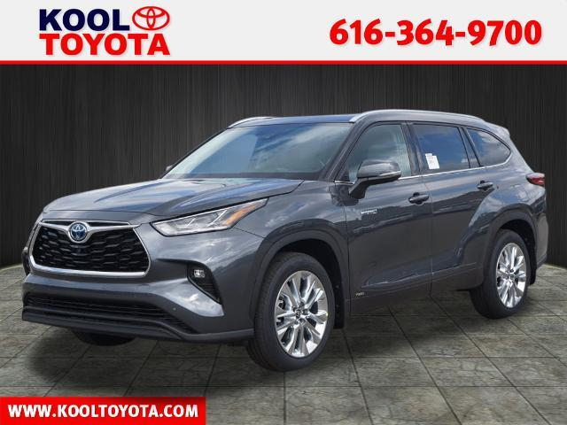 2021 Toyota Highlander Hybrid Limited Grand Rapids MI