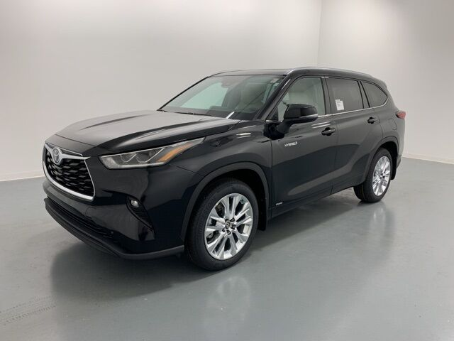 2021 Toyota Highlander Hybrid Limited Holland MI