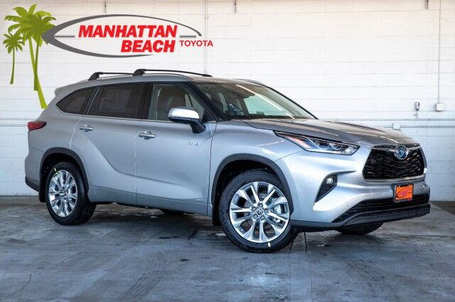2021 Toyota Highlander Hybrid Limited Manhattan Beach CA